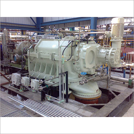Process Screw Compressor