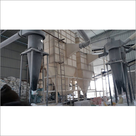 Dolomite Grinding Plant