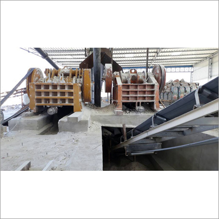 Lime Stone Grinding Plant