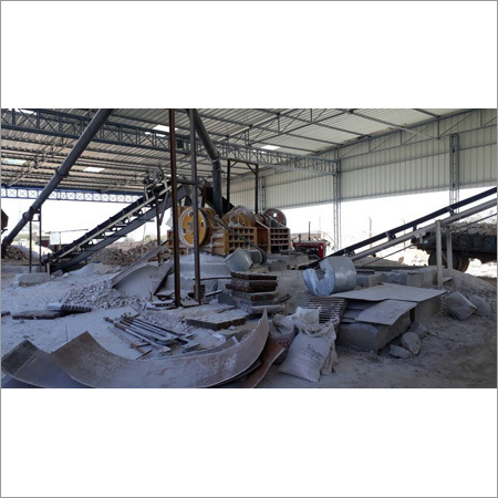 Dolomite Processing Plant