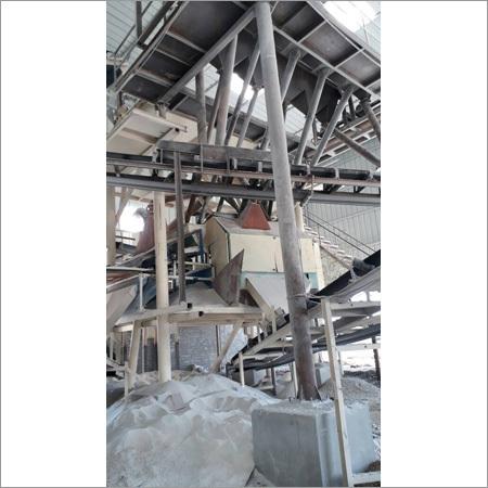 Quartz Crushing Plant