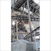 Quartz Crushing Plant