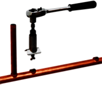 Hand tube extractor