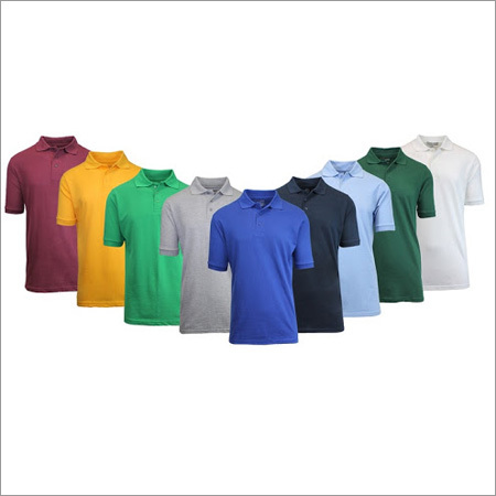 Half Sleeve Polo T Shirt