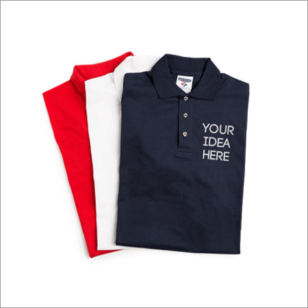 Customised Polo T Shirts