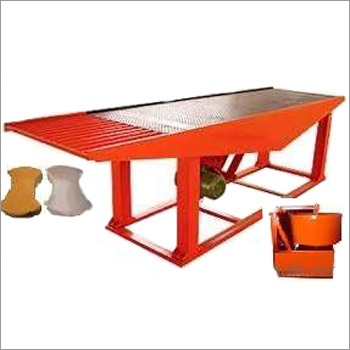 Paver Block Making Vibrator Table