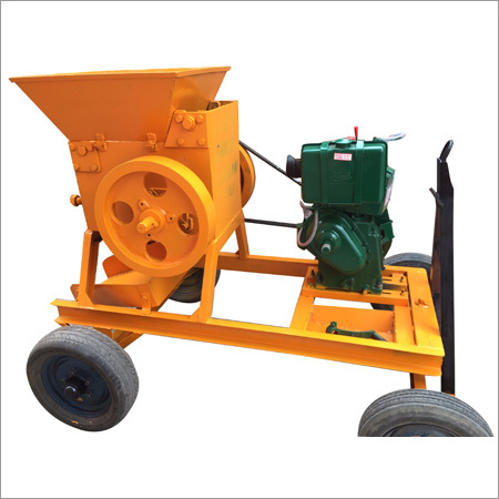 Brick Breaking Machine