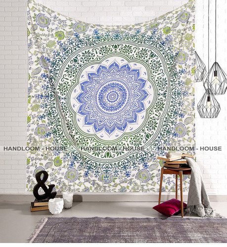 Wall Tapestry Bed Sheet