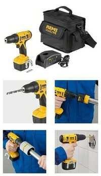 Cordless power drill/screwdriver