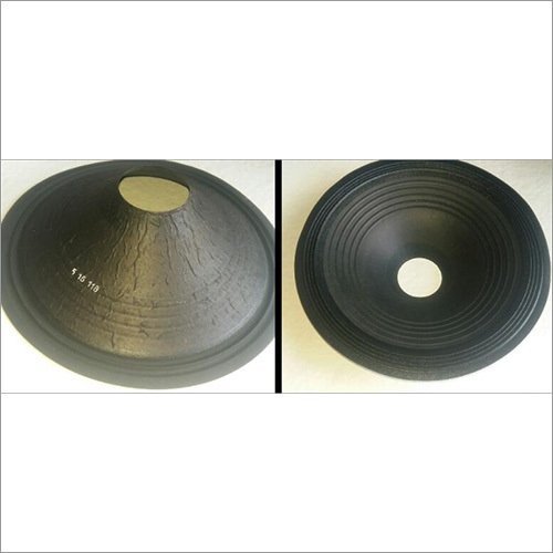 "15"" 76mm Non Press P.Audio"