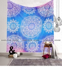 Bed Sheet Cotton Tapestry