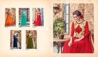 Mihira Design Heavy Embroidery Anarkali salwar suit