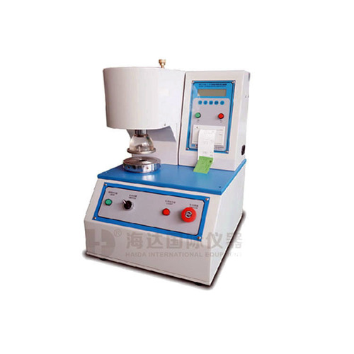 Paperboard Burst Strength Testing Machine