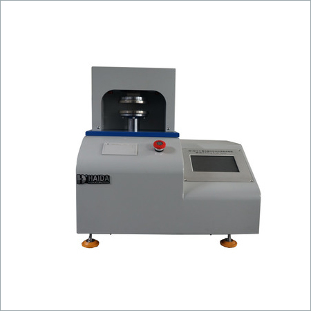 Paper Edge Crush Testing Machine