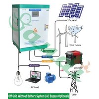 Solar Inverter Without Battery