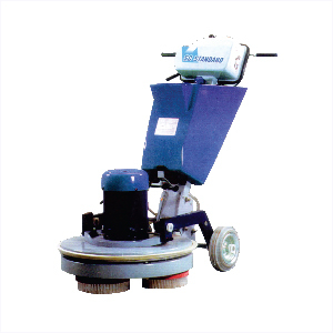 Commercial Floor Scrubber