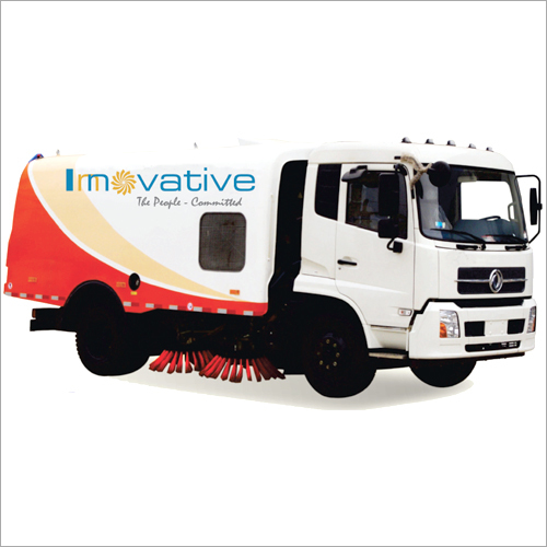 Vehicle Mounted Road Sweeper