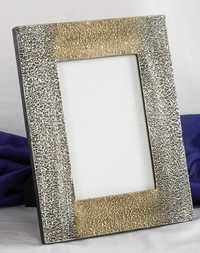 Wooden Double Texture Picture Frame