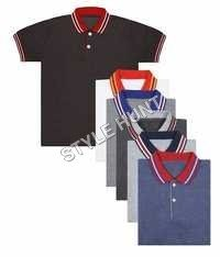 Polo Neck Tees