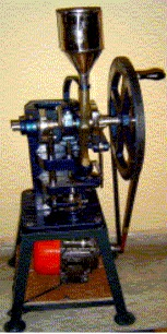 TABLET MAKING MACHINE (MOTOR OPERATED)