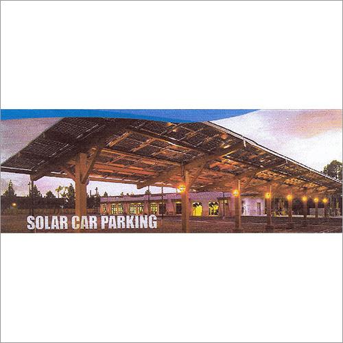 Solar Car Parking System