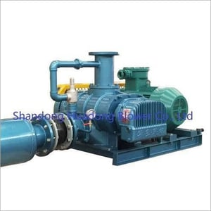 Gas Roots Blower Compressor
