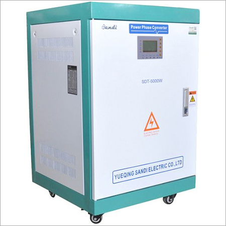 AC Three Phase Power Supply