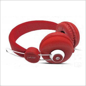 Wave On Ear Red Headphone