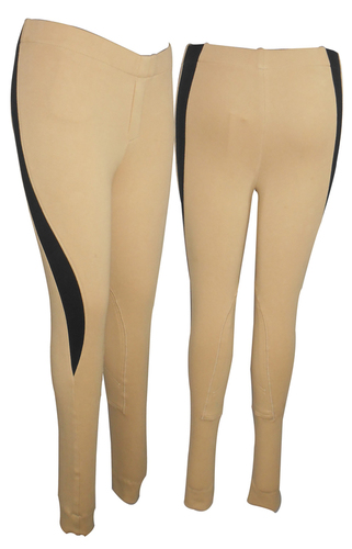 Ladies knee patch breech