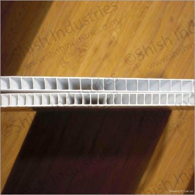 Saffguard Plastic Flute Sheets