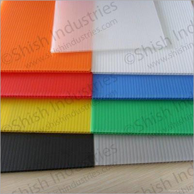 PP Hollow Sheet Plastic