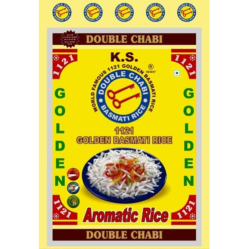 Double Chabi 1121 Golden Basmati Rice