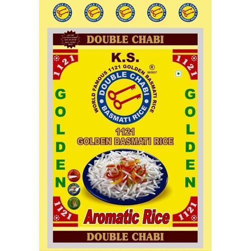Double Chabi 1121 Golden Basmati Rice