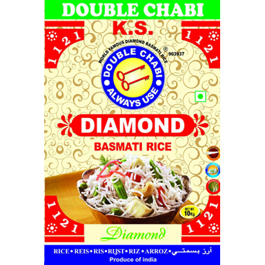 Double Chabi Diamond Basmati Rice