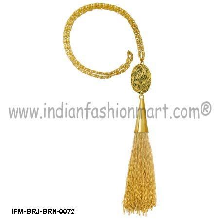 lodestone Magic- Brass necklace