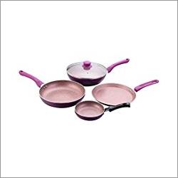 Velvet Base Aluminium Cookware Set