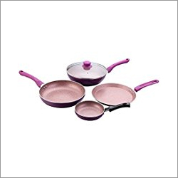 Velvet Base Aluminium Cookware Set