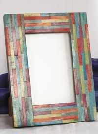 Colour Bone Picture Frame