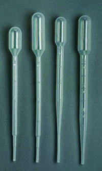 Graduated Transfer Pipettes