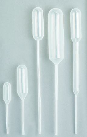 Narrow Stem Transfer Pipettes