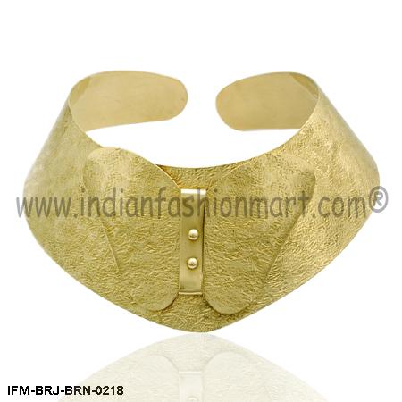 Dexterous  Eutaxy - Brass Collar