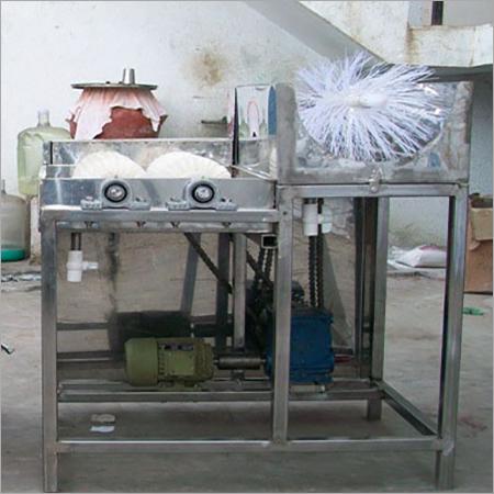 Pet Jar Washing Machine