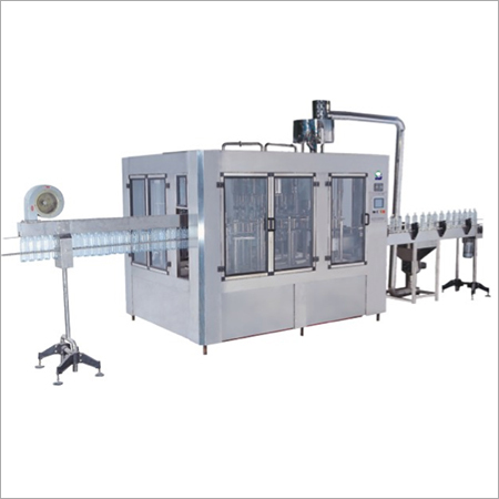 Bottle Filling Machine India