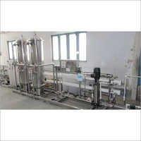 1000Lph S S Plant