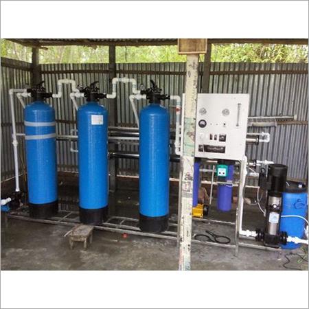 Aqua Fresh 1000 Lph Ro Plant