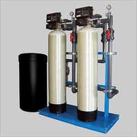 Water Softener Plant Big