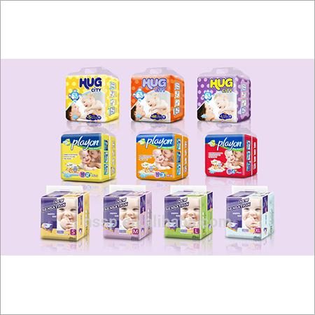 Diaper Packaging