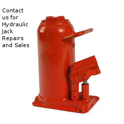 Hydraulic Bottle Jack Repair Service