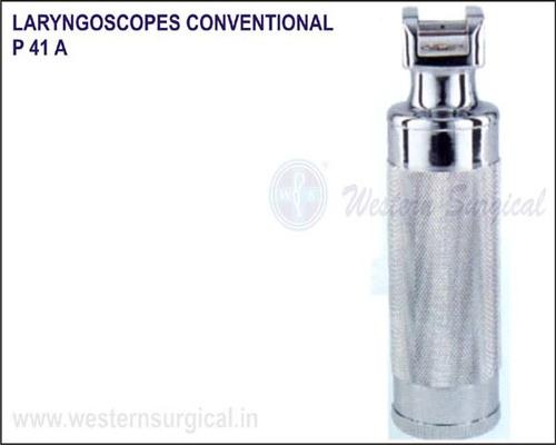 Laryngoscopes conventional (Stubby handle)