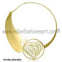 Fanfaronade Beauty  - Brass collar